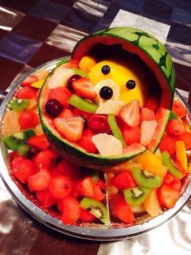 赤ちゃんフルーツオードブルのサムネイル画像のサムネイル画像
