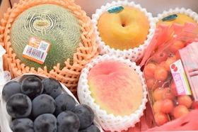 果物盛り合わせのサムネイル画像