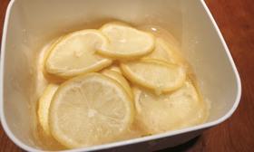 レモンはちみつ漬け