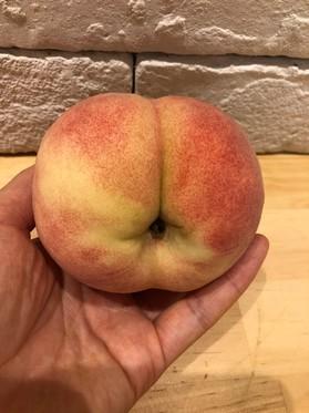 美味しい桃2