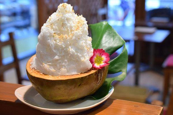 ココナッツ氷